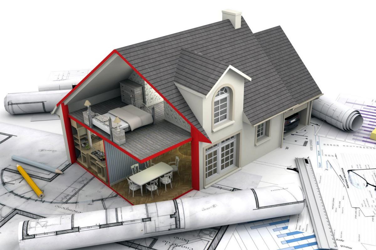 Проект отопительной системы одноэтажного дома